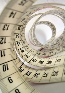 coiled measuring tape - Measure Marketing Effectiveness